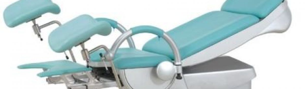 Affordable and Fully Accessible OB/GYN Exam Tables