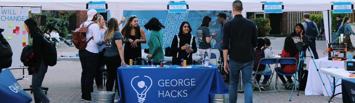 Recap | George Hacks 2019 Kogan Makerspace