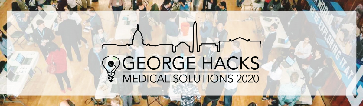 Recap | George Hacks Third Annual Medical Solutions Hackathon